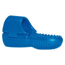 Fingervibrator Blauer Finger Clip