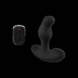 Analvibrator mit Rotation, Silikon, 13cm
