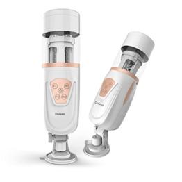 Dulexo Hub Stossfunktion Masturbator mit Vibrations